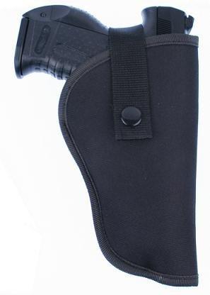 Ora-Tec Gürtelholster mit verstellbarem Halteriemen geeignet für alle mittleren Pistolen/Revolver von 4'' bis 6'' (Revolver Für Holster)