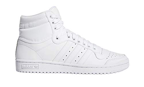 adidas Originals Top Ten Hi Sneaker S84596 Footwear White Gr. 40 2/3 (UK 7,0) (Adidas-hi-top Schuhe Frauen)