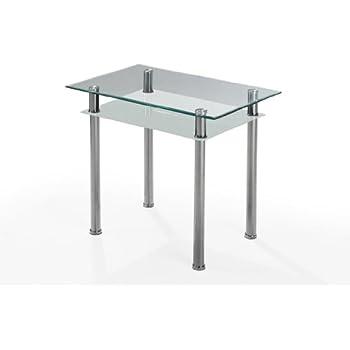 Agionda® Esstisch Küchentisch Tabola 90x60 für die kleine