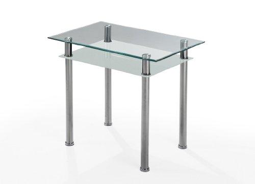 agionda® Esstisch Küchentisch Tabola 90x60 für die kleine Küche