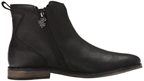 Mark Nason Dagger Collection Rangpuk Chelsea Boot Black