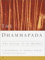 The Dhammapada: The Sayings of the Buddha