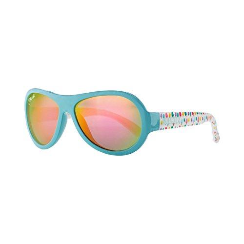 Shadez Trendy Sonnenbrille Mädchen, blau