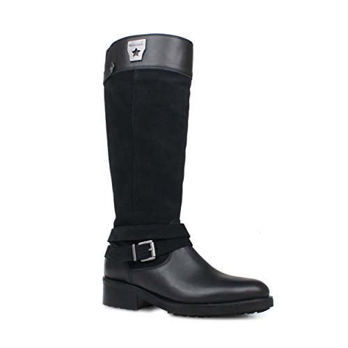 Cubanas Iron101 Damen Stiefel Black