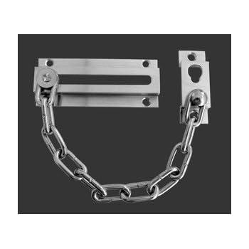 Frelan Hardware Satin Chrome Door Chain