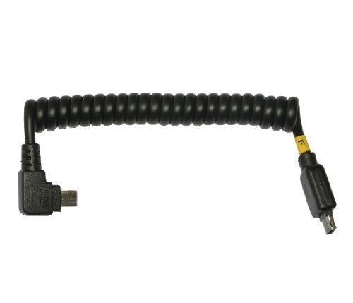 Solmeta Geotagger Pro 2 GPS Kabel-C2 (für Nikon D3100, D3200, D5000, D5100, D5200, D7000, D600 und P7700) (057-kabel)