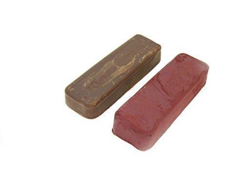 Moleroda A 10.2X2.5cm Rouge Und Tripoli Verbindung Leiste Für Schmuck Politur