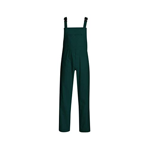 WORK AND STYLE - Salopette - Classico Verde, 44