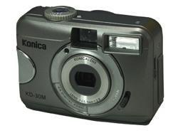Minolta Konica KD 30 Appareil photo numérique
