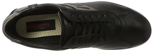 LLOYD Herren Basil Sneaker Schwarz/Graphit