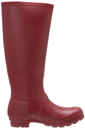 Kamik Jennifer burgundy, Gummistiefel Rot