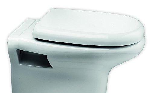 Bemis 100360000 tesi sedile copriwater dedicato, bianco