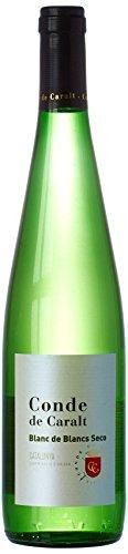 Conde De Caralt Vino Blanco Seco - 0,75 L