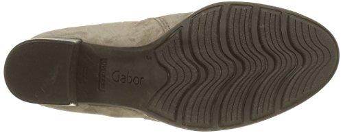 Gabor Basic, Bottes Classiques Femme Gris (Wallaby 13)
