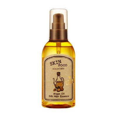 Skin Food - Argan Oil Silk Haaressenz - Haarpflege / Haarkur mit Arganöl