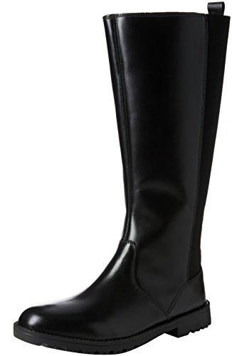 Kickers 114294 - Stivali alti Donna, colore nero, taglia 38 EU (5 UK)