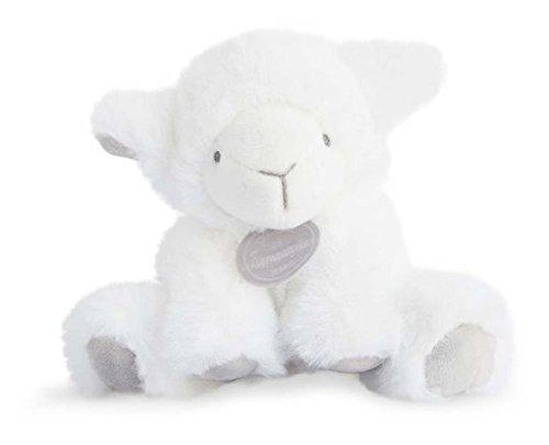 Doudou et Cie - Doudou Doudou et Compagnie Agneau Mouton hochet Gris - 9023