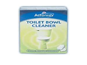 Astonish Toilet Cleaner Tablets