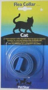 Pet-star-collare antipulci per gatto