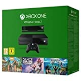 Cheapest Xbox One 500GB Console with Kinect  Includes 3 Games on Xbox One