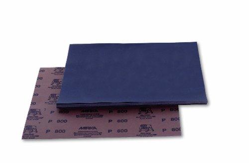 Preisvergleich Produktbild Mirka Wasserfest-Latex-Bogen P240 230 x 280 mm (50 Stk.)