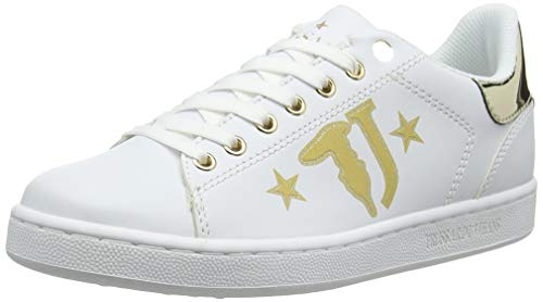 Trussardi Jeans Sneakers Printed Logo with Stars, ...