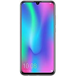 Honor 10 Lite, Smartphone débloqué, 4G (6,21 Pouces, 64 Go, 3Go RAM, Double Nano SIM ou Nano SIM + Micro SD, Android P) Noir [Version française]