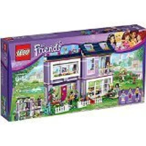 LEGO Friends 41095 Emma's House by LEGO
