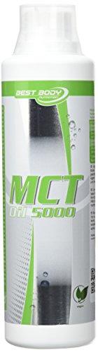 Best Body Nutrition MCT Oil 5000 500 ml