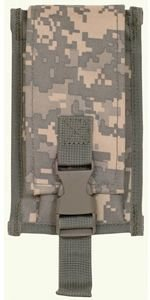 9MM Tactical Dual Mag Pouch Terrain Digital by Fox Outdoor (Mm 9 Pouch Mag)