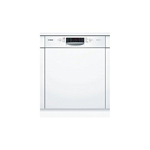 Bosch SMI46IW03E Entièrement intégré 13places A++ lave-vaisselle - Lave-vaisselles (Entièrement intégré, Blanc, Taille maximum (60 cm), Blanc, boutons, 1,75 m)
