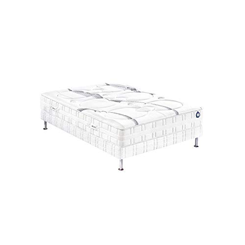 Ensemble Bultex Nano CLEARNESS 24 cm Confort Morphologique 80x200