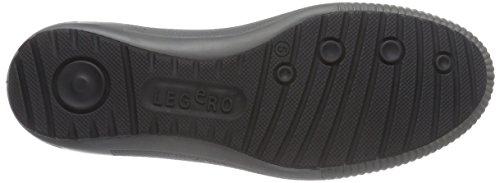 Legero TANARO, Low-Top Sneaker donna Nero (Nero (Nero KOMBI 02))