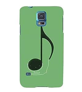 FUSON Music Icon Vector Illustration 3D Hard Polycarbonate Designer Back Case Cover for Samsung Galaxy S5 Mini :: Samsung Galaxy S5 Mini Duos :: Samsung Galaxy S5 Mini Duos G80 0H/Ds :: Samsung Galaxy S5 Mini G800F G800A G800Hq G800H G800M G800R4 G800Y