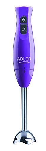 Adler AD 4611 Stabmixer, 300 W, violett/silber