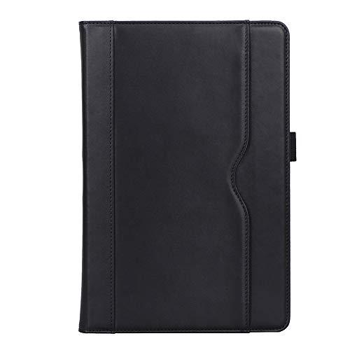 ISIN Hülle Tasche für Samsung Galaxy Tab S4 10.5 SM-T830 T835 T837(Schwarz)