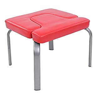 Zerone Yoga-Stuhl, Ergonomischer Balancing Yoga Stuhl Bodylift Headstand Inversion Bank Kopfsteher Fitness Kit