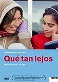 DVD Cover 'Que tan lejos  (OmU)