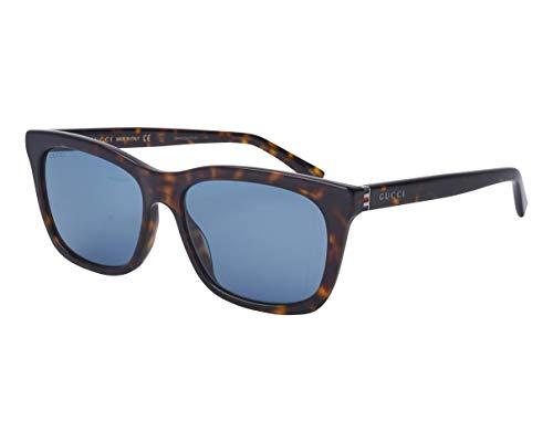 Gucci Sonnenbrillen (GG-0449-S 003) havana dunkel - blaufarben