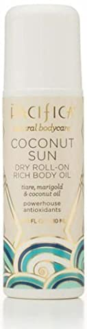 Coconut Sun Dry Roll-on Rich Body Oil by Pacifica Perfume by Pacifica Perfume