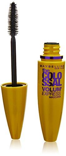 Maybelline New York The Colossal Mascara Volumizzante, Nero