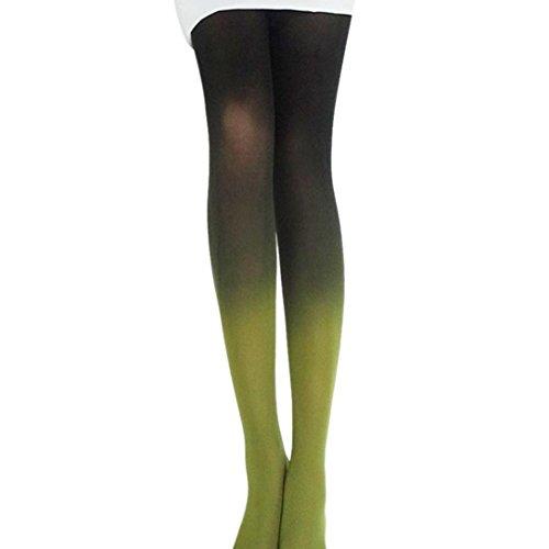 ITISME Socken Vintage AllmäHliche FarbäNderung Strumpfhosen StrüMpfe Frauen MäDchen Strumpfhosen Modeinliner Inlineskater 176Er Und StrüMpfe Reiten FußBall