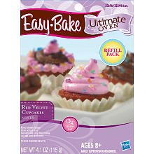 playskool-easy-bake-ultimate-oven-refill-red-velvet-cupcake-41-oz