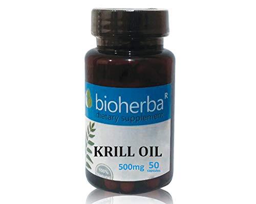 Kryll Oil 500 mg, 50 Kapseln mit Softgel - 500 Mg Softgel Kapseln