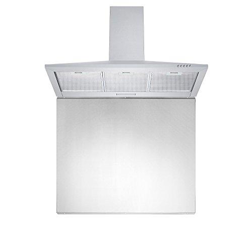 886d8fb381f Cookology Unbranded 90cm Chimney Cooker Hood   Stainless Steel Splashback  Pack - Unbranded