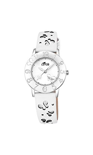Lotus Unisex Watch Analogue Quartz Leather 18269/1