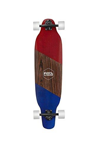 Pixel Flow Cruiser Longboard komplett Board -