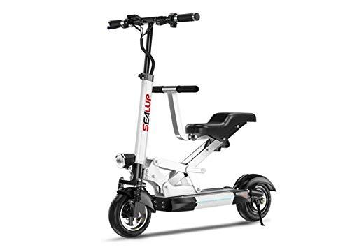 Mini Coche Eléctrico Plegable de Motocicleta