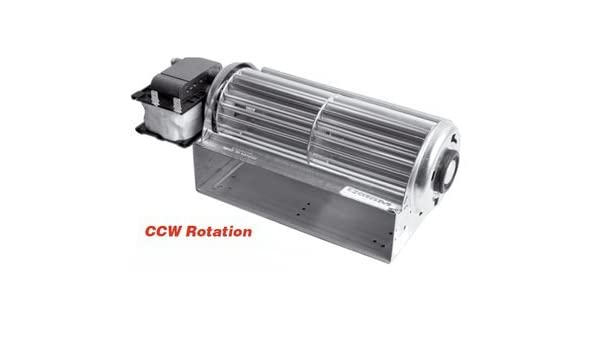 Fireplace Blower for Hunter 770 HDS2000 Regency P33-2; Rotom Replacement # R7-RB84