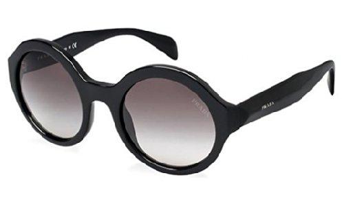 Prada - Gafas de sol Redondas Mod. 06Qs Sole para mujer, 1AB0A7